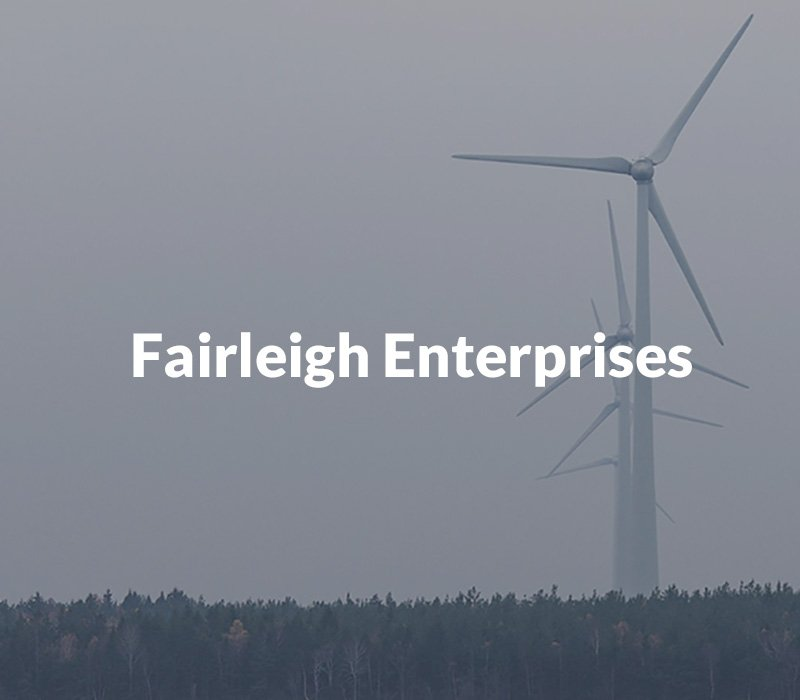 Fairleigh Enterprises – Web Development, Branding