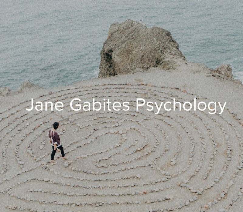 Jane Gabites Psychology – Web Development, Branding