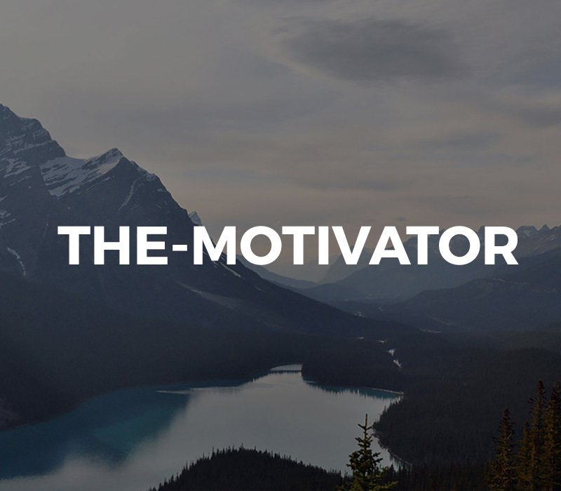 The-Motivator – Web Development