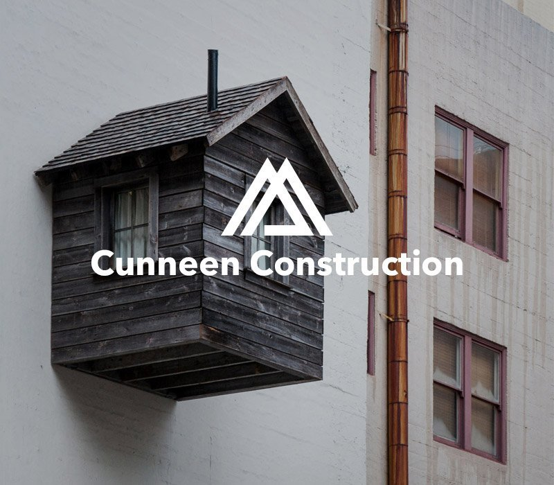 Cunneen Construction – Web Design and Development