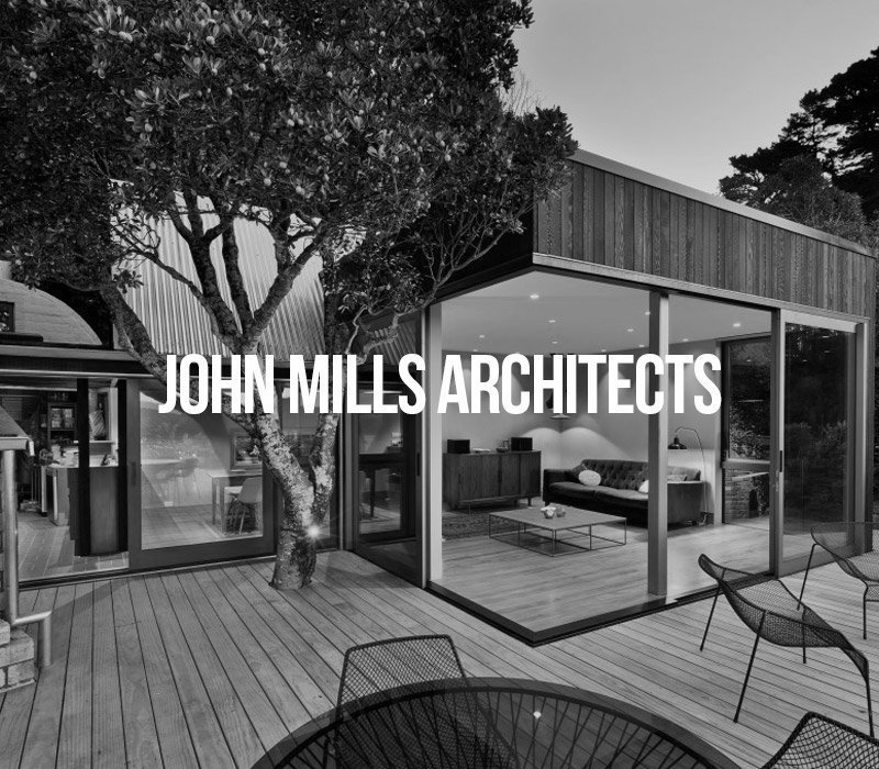 John Mills Architects – Web Design and Development